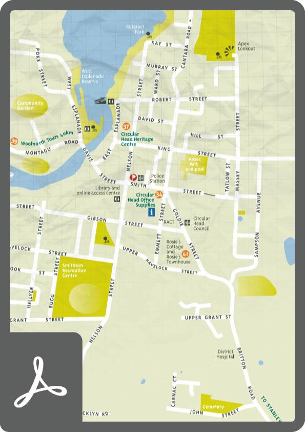 Smithton Map