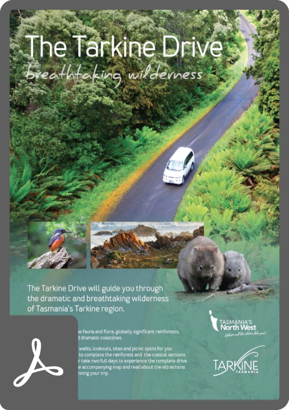 Tarkine Drive Brochure