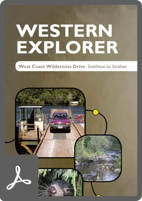Western Explorer Visitors Guide